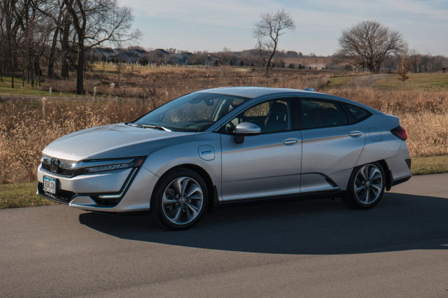 2018 Honda Clarity Plug In Hybrid Early Owner S First