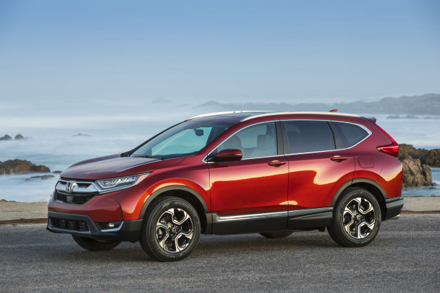2018 Honda Cr V Vs Subaru Forester Compare Cars