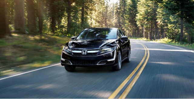 2018 Honda Clarity Plug In Hybrid