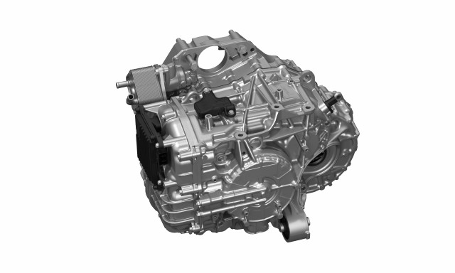 Honda 10-speed automatic transmission