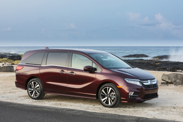 2018 Honda Odyssey vs 2018 Toyota Sienna The Car Connection