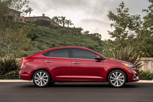 New And Used Hyundai Accent Prices Photos Reviews