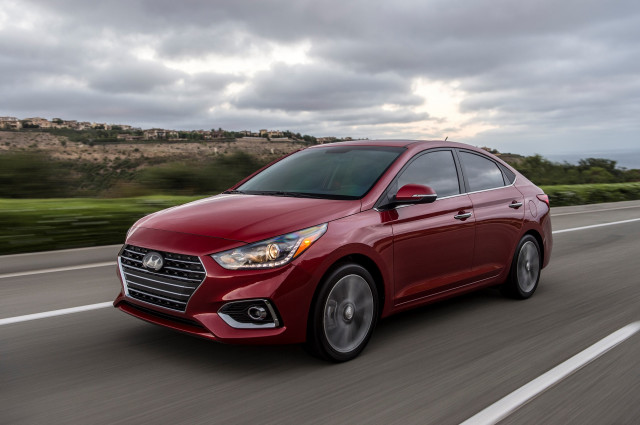 2018 Hyundai Accent Preview >> 2018 Hyundai Accent Small Sedan Debuts At Minor Auto Show