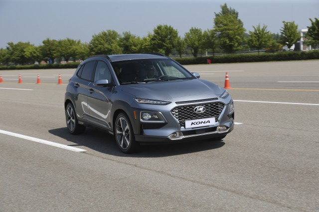 Hyundai Kona is ready for urban adventurers