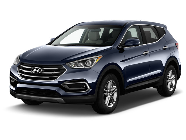 2018 Hyundai Santa Fe Sport Review Ratings Specs Prices And Photos The Car Connection