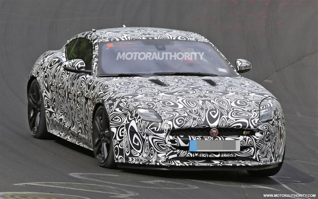 2018 porsche rsr. unique 2018 2018 jaguar ftype facelift spy shots  image via s baldaufsb to porsche rsr