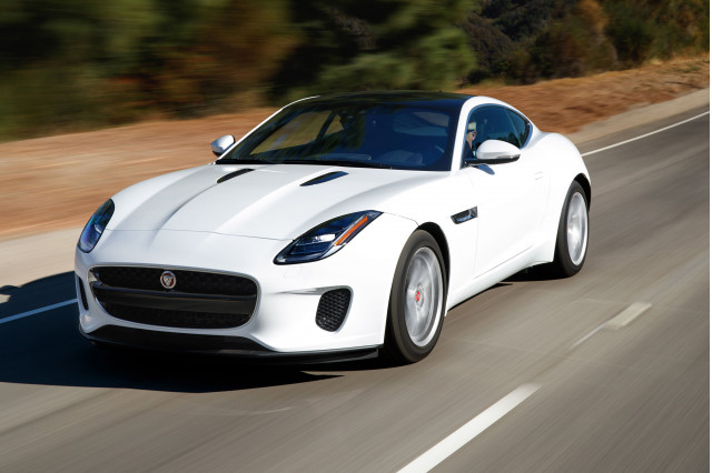 Latest 2018 Jaguar F-Type Reviews from VehicleHistory.com