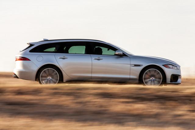 2018 Jaguar Xf Sportbrake Review Update Lets Get Wheel