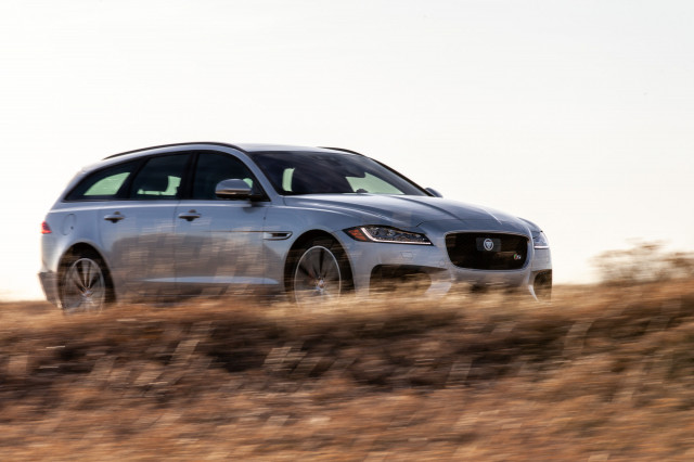 2018 Jaguar XF Sportbrake review update