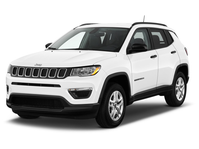 2018 jeep compass review ratings specs prices and photos the car connection. Black Bedroom Furniture Sets. Home Design Ideas