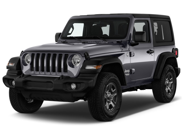2018 Jeep Wrangler Review, Ratings, Specs, Prices, and ...