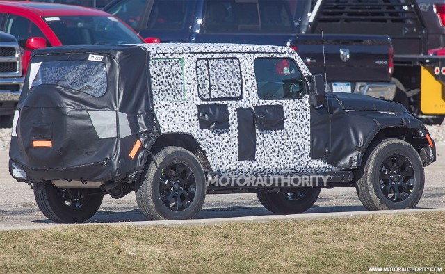 2018 jeep electric top. interesting top 2018 jeep wrangler unlimited spy shots for jeep electric top