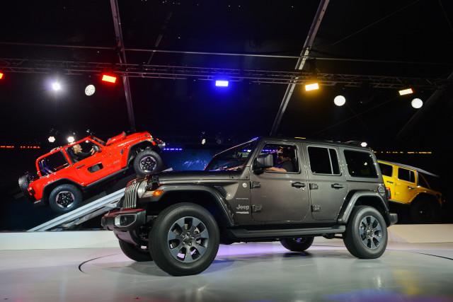 <br /> 2018 Jeep JL Wrangler News release australia