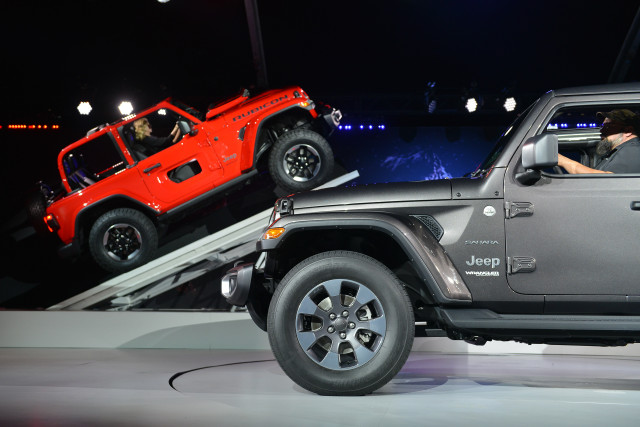 In revamped Jeep Wrangler, big changes are beneath the skin