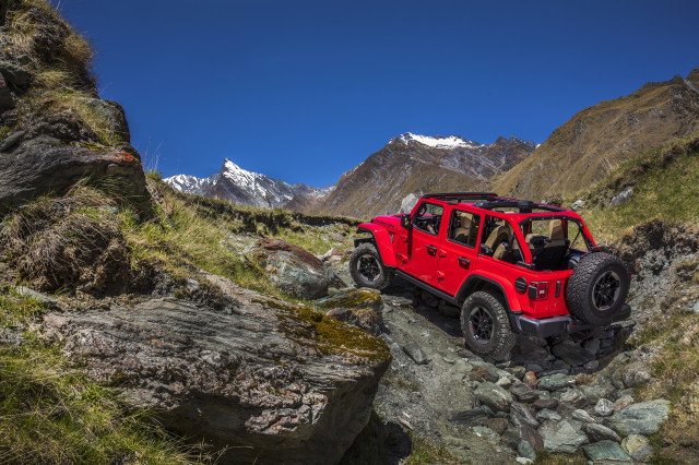 2018 Jeep Wrangler Rubicon