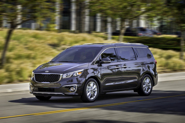 Kia Sedona minivan recalled for sensor that could keep airbag from deploying