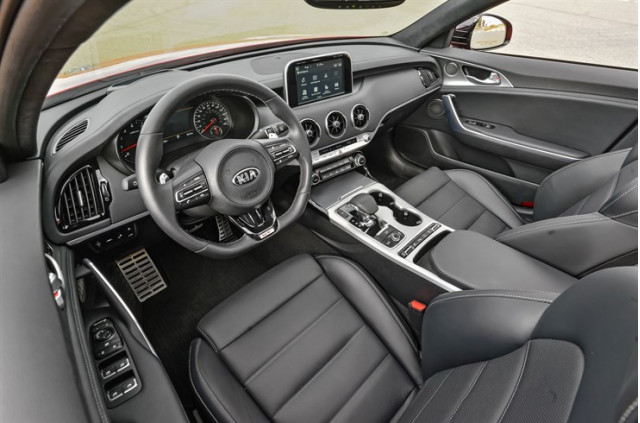 2018 Kia Stinger Priced From 32 800 V 6 Powered Stinger Gt From 39 250
