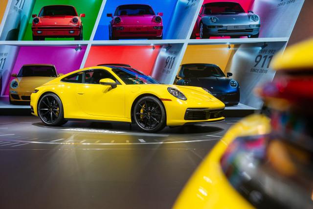2018 LA Auto Show Roundup