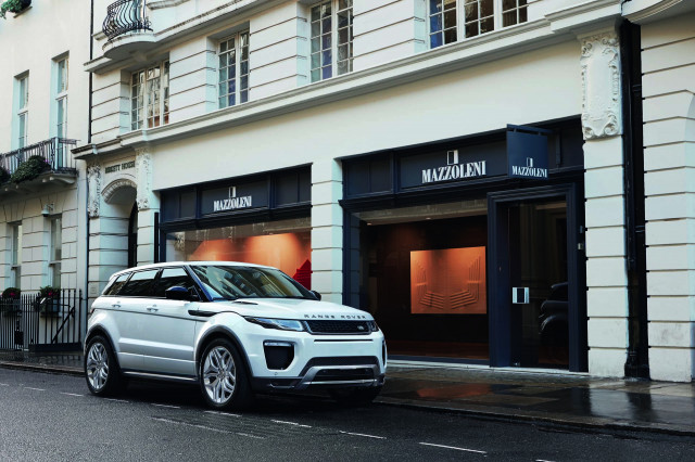 2018 Land Rover Range Rover Evoque Review Ratings Specs Prices