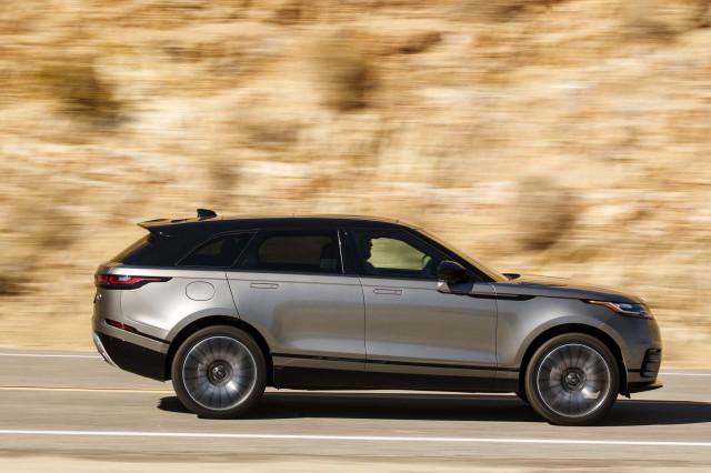 2018 Land Rover Range Rover Velar first drive