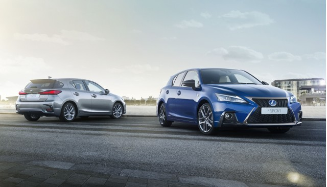 Lexus Ct 200h Updated But Discontinued In Us