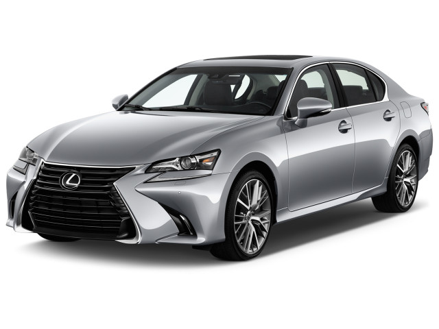 2018 Lexus GS GS 350 RWD Angular Front Exterior View