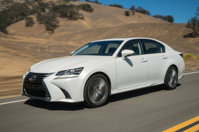 2018 Lexus Gs Review Ratings Specs Prices And Photos