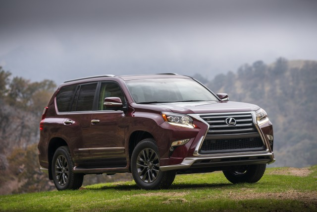 2018 lexus gx review ratings specs prices and photos the car connection. Black Bedroom Furniture Sets. Home Design Ideas