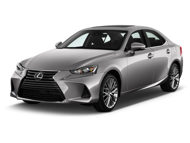 2018 Lexus IS IS 300 AWD Angular Front Exterior View