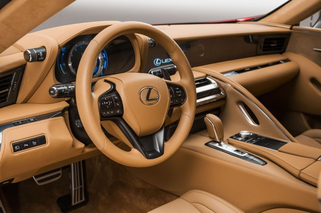 Lexus Prices 2018 Lc 500 Under 100 000