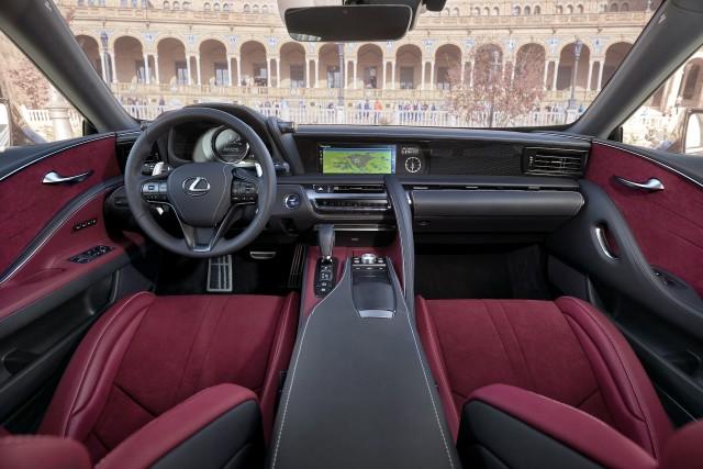 2018 Lexus LC500h