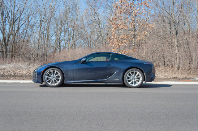 2018 Lexus Lc 500h First Drive Review A Glimpse Into Grand