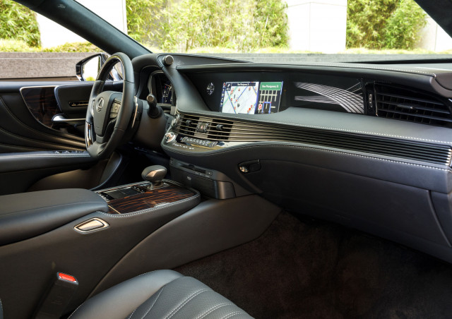 2018 Lexus Ls500h The Sophisticated Sedan For The Younger: 2019 Lexus LS 500 F-Sport Retrospective: A Far Cry From