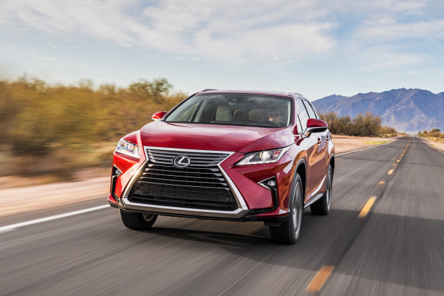 Lexus RX Vs Nissan Murano The Car Connection - Lexus rx 350 invoice price 2018