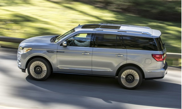 2018 Lincoln Navigator Priced From 73 250