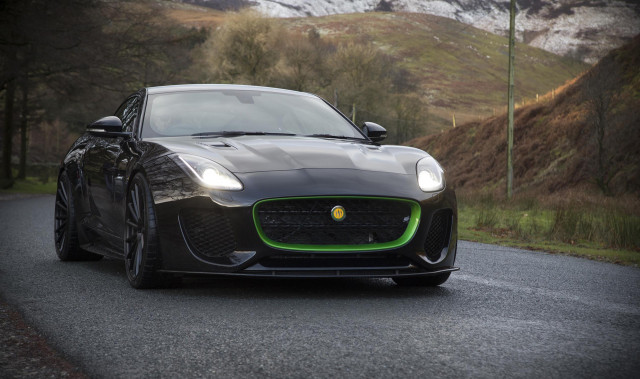 Lister Has Revealed A Devilish 666bhp, 200mph Jaguar F-Type
