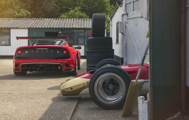 2018 Lotus Exige Type 49