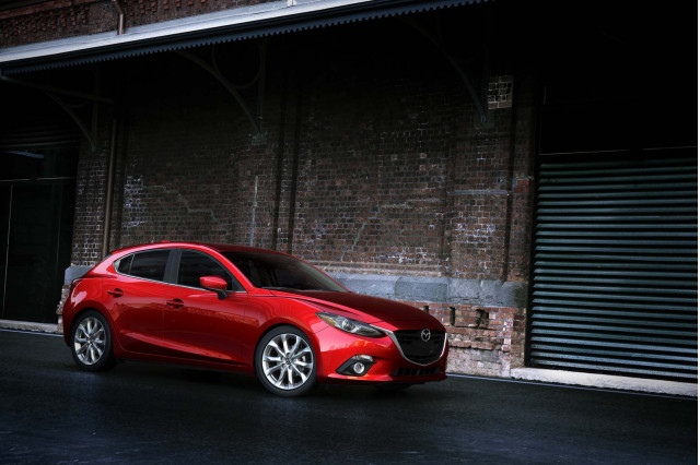 2018 Mazda Mazda3 Review Ratings Specs Prices And Photos The