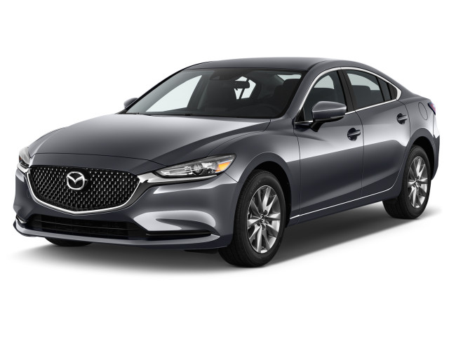 2018 Mazda Mazda6 Review Ratings Specs Prices And Photos The Car Connection