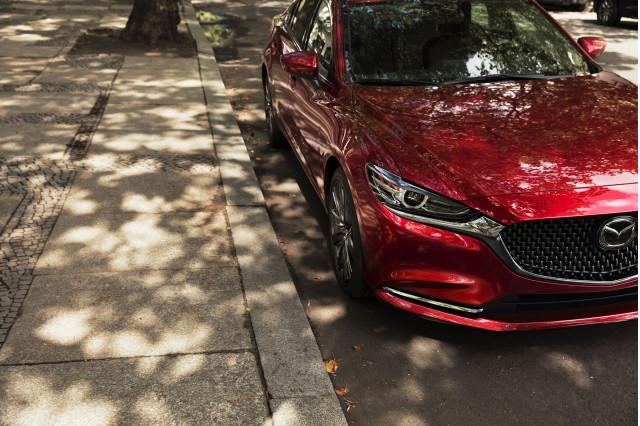 Ford Fusion Vs Mazda MAZDA The Car Connection - 2018 mazda 6 invoice