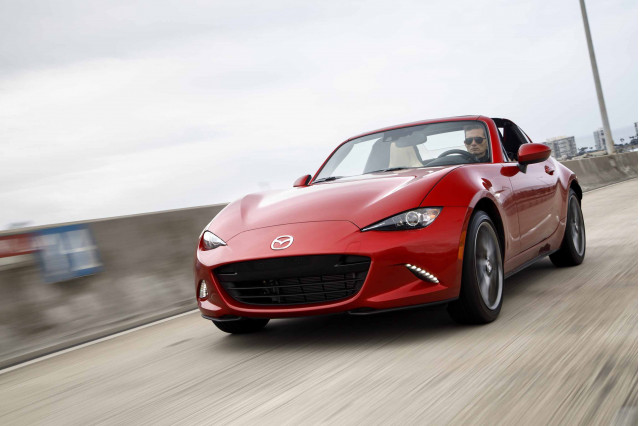 is mazda giving the 2019 mx 5 miata more horsepower. Black Bedroom Furniture Sets. Home Design Ideas