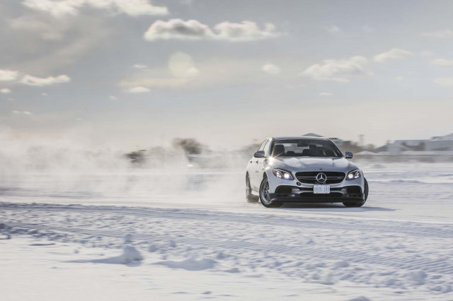 2018 Mercedes-AMG Winter Sporting event