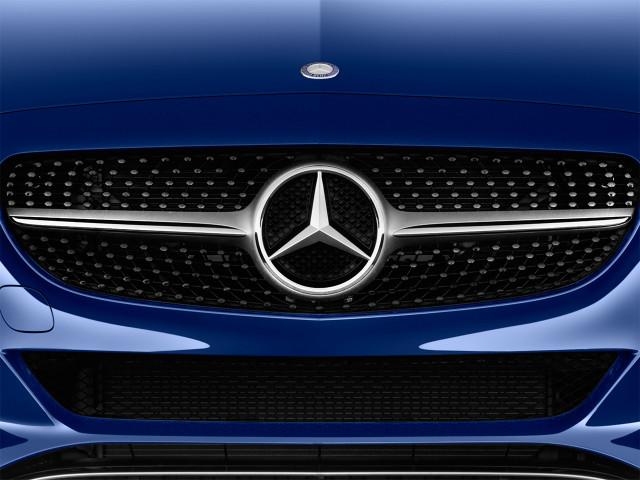 2018 Mercedes-Benz C Class C 300 Cabriolet Grille