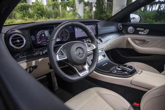 2018 Mercedes-AMG E 63 S wagon