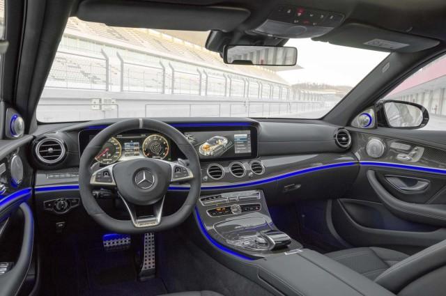 2018 Mercedes-Benz E63 AMG