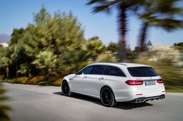 Mercedes amg unveils 603 hp 2018 e63 s wagon for 2018 mercedes benz e63 amg