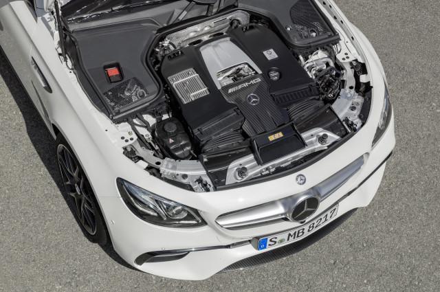 2018 Mercedes-Benz E-Class (Mercedes-AMG E63 S Wagon)