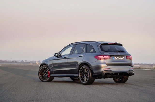 The 2018 Mercedes-AMG GLC63 and GLC63 Coupe are your ...