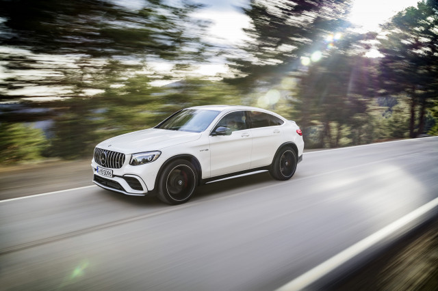 2018 Mercedes-Benz GLC Class (Mercedes-AMG GLC63 Coupe)