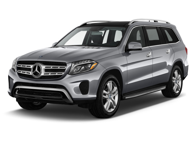 2018 Mercedes Benz Gls Class Review Ratings Specs Prices And